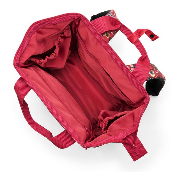 reisenthel Rucksack allrounder R 12l paisley ruby
