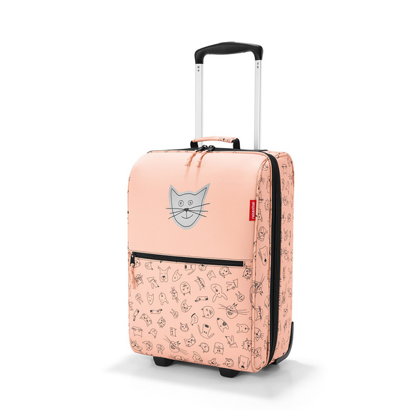 reisenthel Kinder Trolley XS kids cats and dogs rose