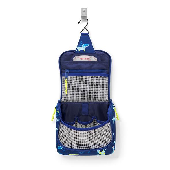 reisenthel Kulturbeutel toiletbag S abc friends blue