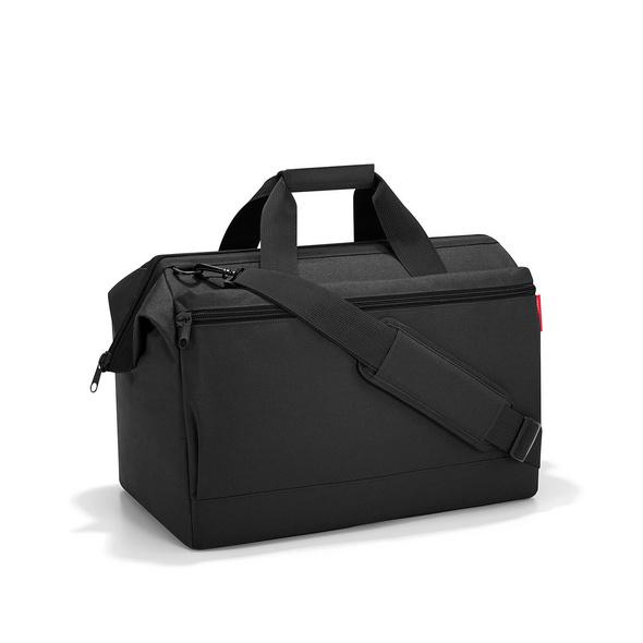 reisenthel Reisetasche Allrounder L Pocket schwarz