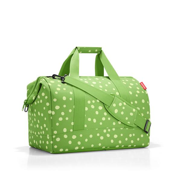 reisenthel Reisetasche allrounder l 30l spots green