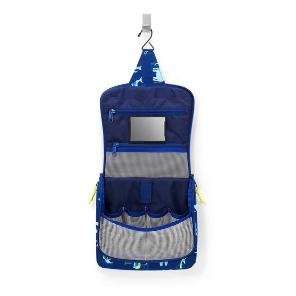 reisenthel Kulturbeutel toiletbag kids abc friends blue