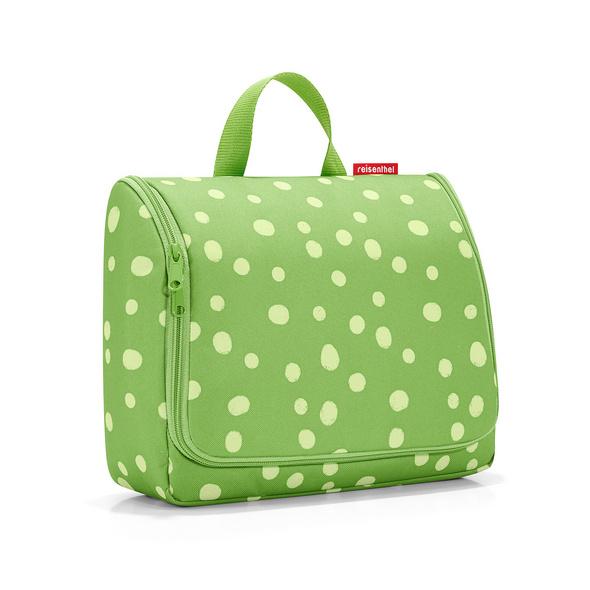 reisenthel Kulturbeutel xl spots green