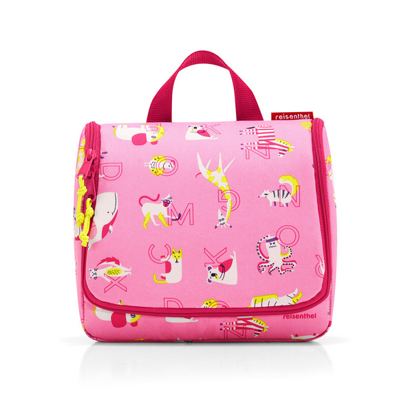 reisenthel Kulturbeutel toiletbag kids abc friends pink