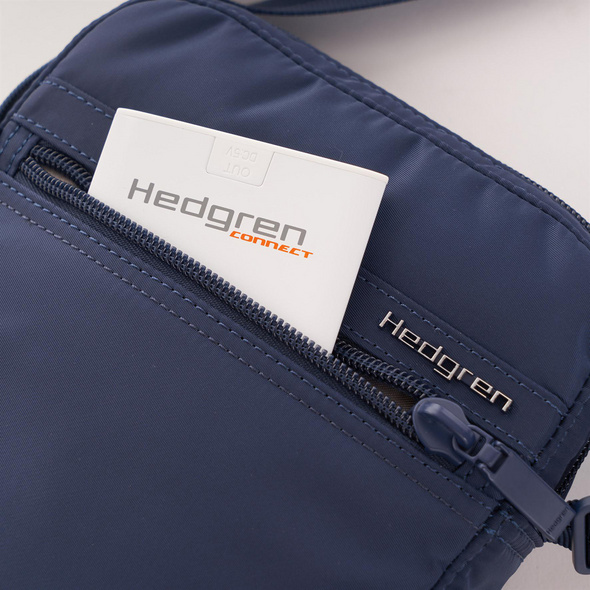 Hedgren Umhängetasche Rush Small Crossover RFID dress blue