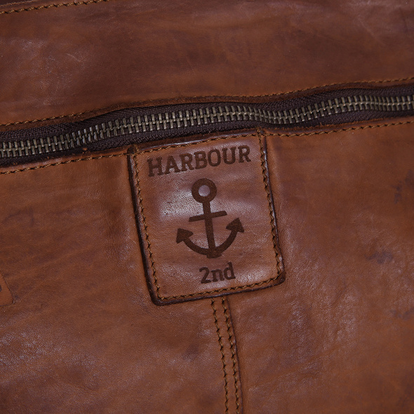 Harbour 2nd Beuteltasche Vicky B3/7834 charming cognac