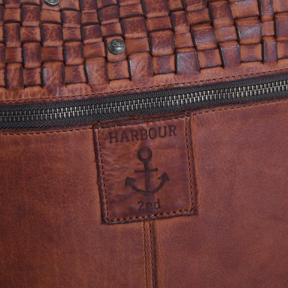 Harbour 2nd  Beuteltasche Elsa metallic bronze