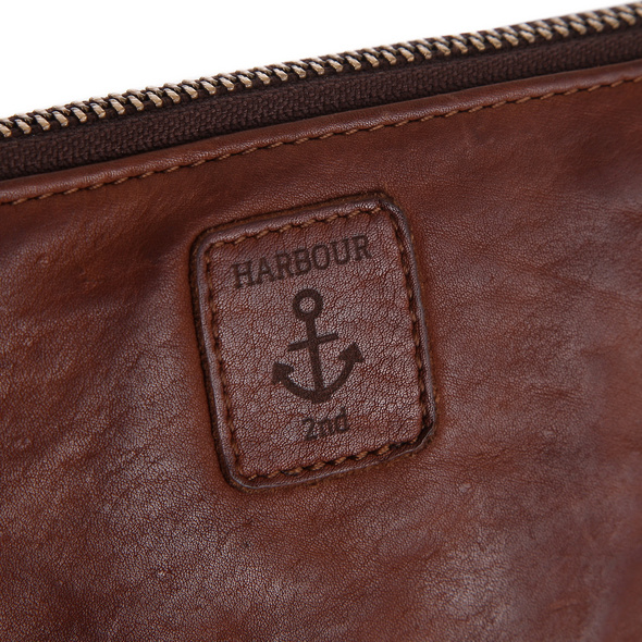 Harbour 2nd Langbörse Penelope chocolate brown