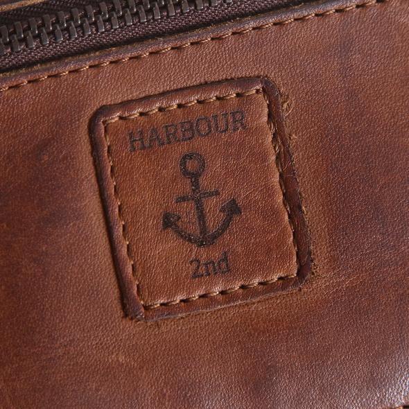 Harbour 2nd Hochkantbörse Damen Linn chilli red