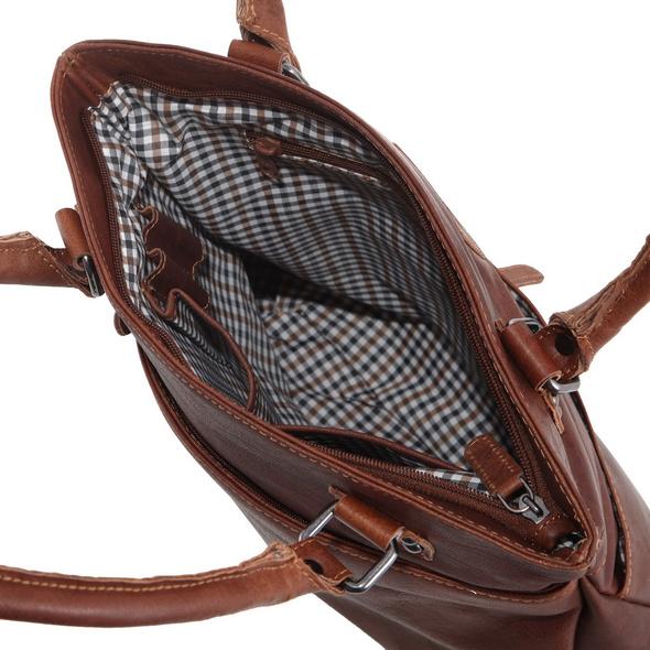 Rada Nature Shopper 'Douglas' sandal/tan