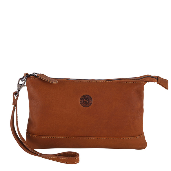 Sattlers & Co. Clutch The Barn Marques tan