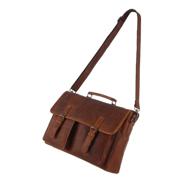 Rada Nature Laptoptasche 'Athen' camel