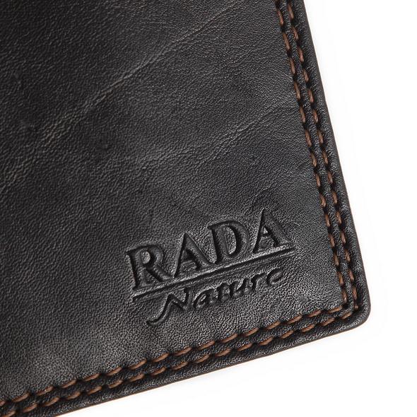 Rada Nature Kreditkartenetui R/001 cow black