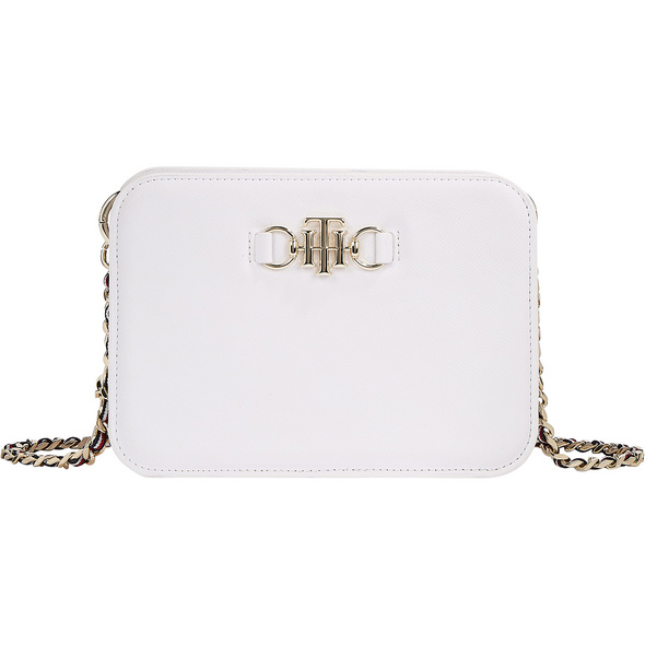 Tommy Hilfiger Abendtasche TH Club Crossover bright white