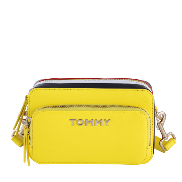 Tommy Hilfiger Umhängetasche TH Corporate Camera Bag hyper yellow