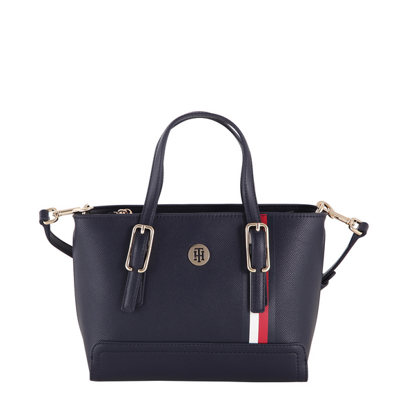 Tommy Hilfiger Kurzgriff Tasche Honey Small Tote sky captain