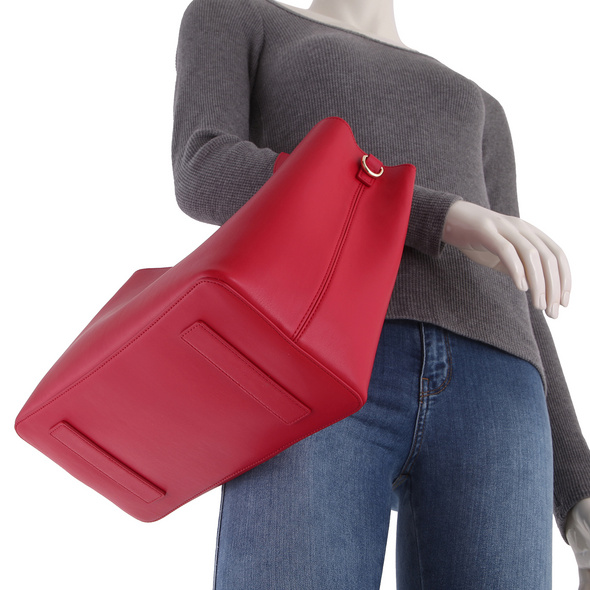 Tommy Hilfiger Kurzgriff Tasche Iconic Tommy Satchel red