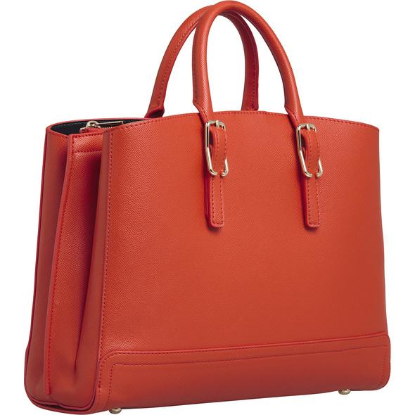 Tommy Hilfiger Kurzgriff Tasche Honey Workbag beige