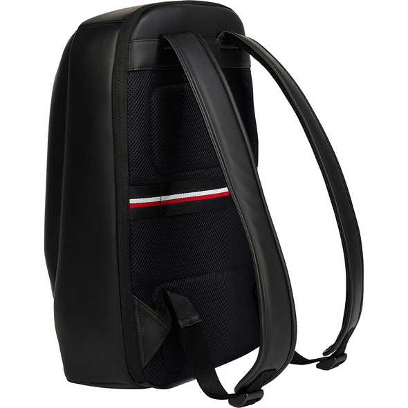 Tommy Hilfiger Laptop Rucksack TH Commuter Tech Backpack black