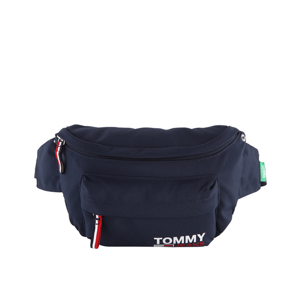 Tommy Jeans Bauchtasche TJM Campus Boy Bumbag blue
