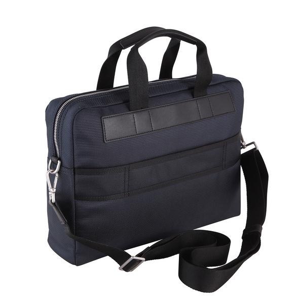 "Tommy Hilfiger Laptoptasche Elevated Nylon Computer Bag 15"" sky captain"