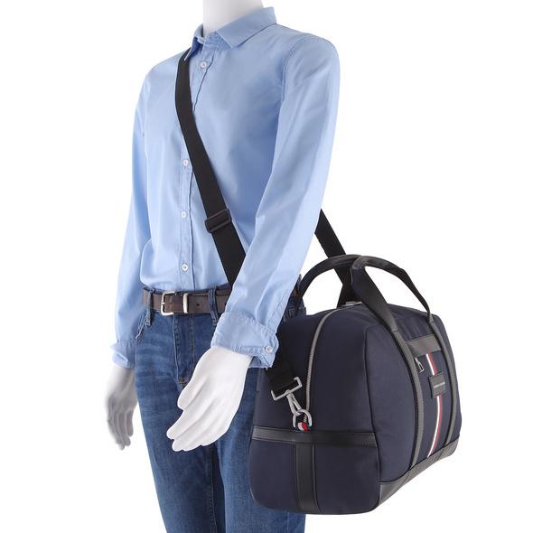 Tommy Hilfiger Reisetasche Uptown Nylon Duffle blue