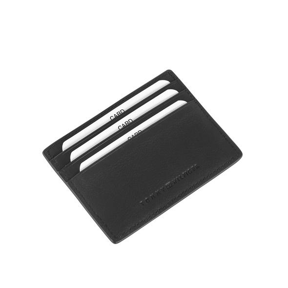 Tommy Hilfiger Kreditkartenetui Solid CC Holder black