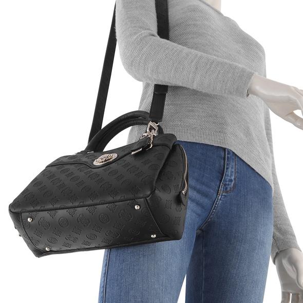 Guess Kurzgriff Tasche Dayane Girlfriend Satchel black