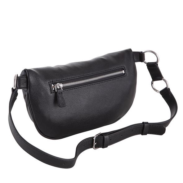 Guess Bauchtasche Zanan Belt Bag silber