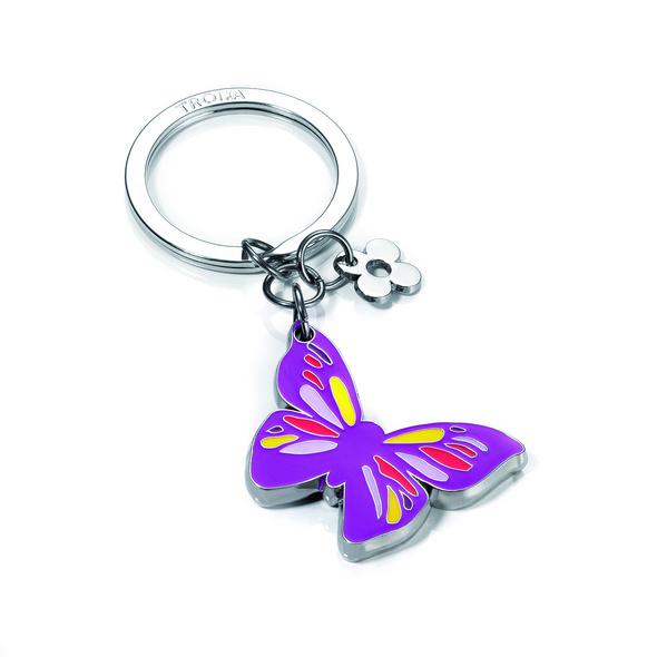 Troika Schlüsselanhänger KR10 Little Butterfly