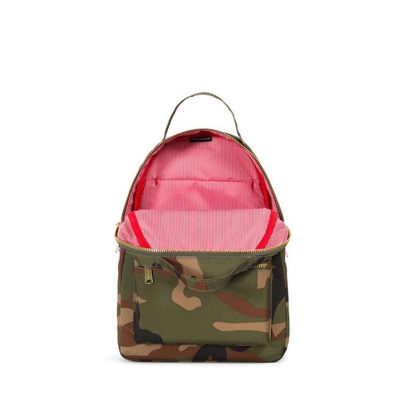 Herschel Rucksack Nova Backpack XS 17l Woodland Camo