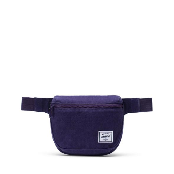 Herschel Bauchtasche Fifteen Hip Pack purple velvet
