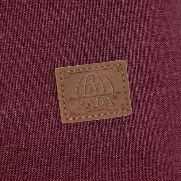 Rada Shopper 31A004 bordeaux 2 tone cognac