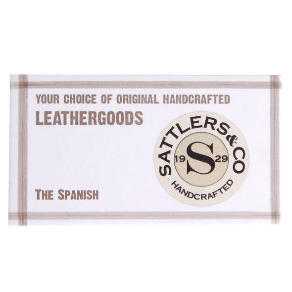 Sattlers & Co. Damenrucksack The Spanish Nadira light grey