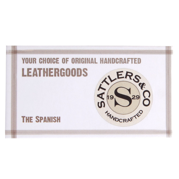 Sattlers & Co. Damenrucksack The Spanish Nadira schwarz