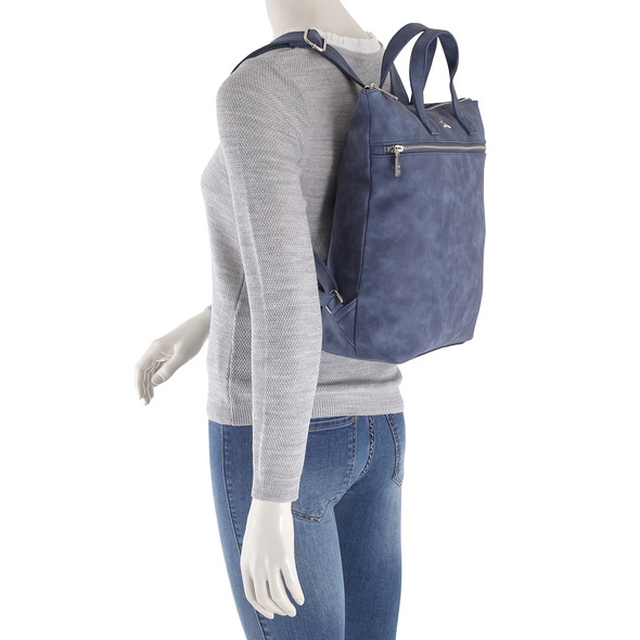Prato Damenrucksack Olivia PRE jeans blue