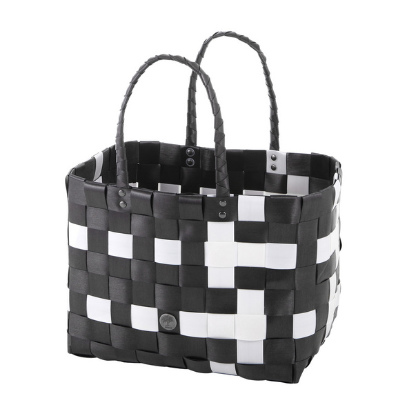 Prato Einkaufskorb EK1 schwarz/weiß