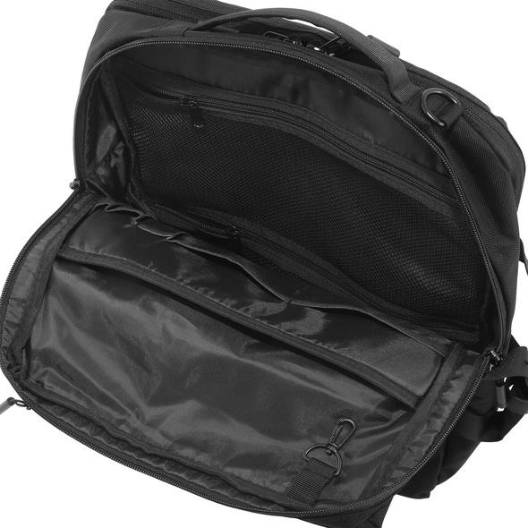 """Von Cronshagen Laptop Rucksack Yall RS/69 15"""" schwarz"""