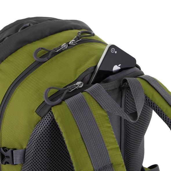 Rada Rucksack RS/12 18l grün/grau