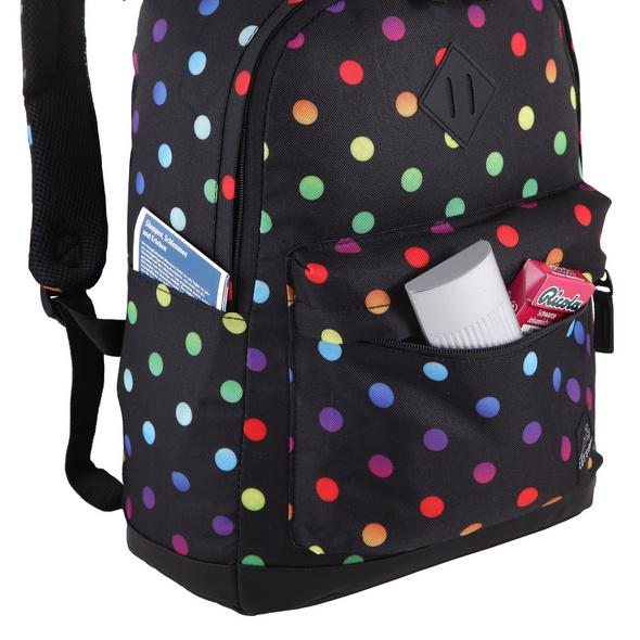 Let's Go Rucksack 34A001 20l color dots