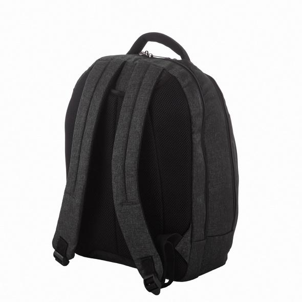 """Von Cronshagen Laptop Rucksack Anders 16"""" schwarz"""
