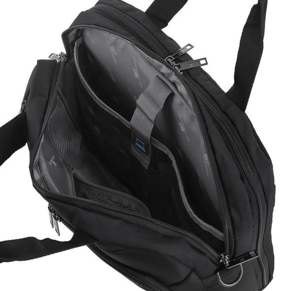 """Von Cronshagen Laptop Tasche Per 17"""" schwarz"""