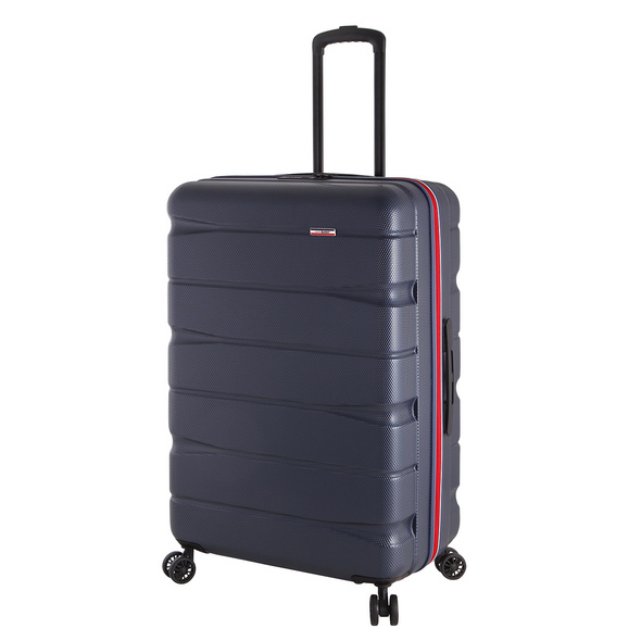 Rada Reisetrolley ABS/13 75cm blau/rot
