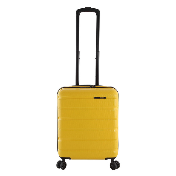 Rada Reisetrolley ABS/13 55cm gelb