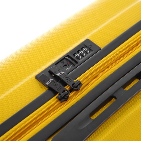 Rada Reisetrolley ABS/13 65cm gelb