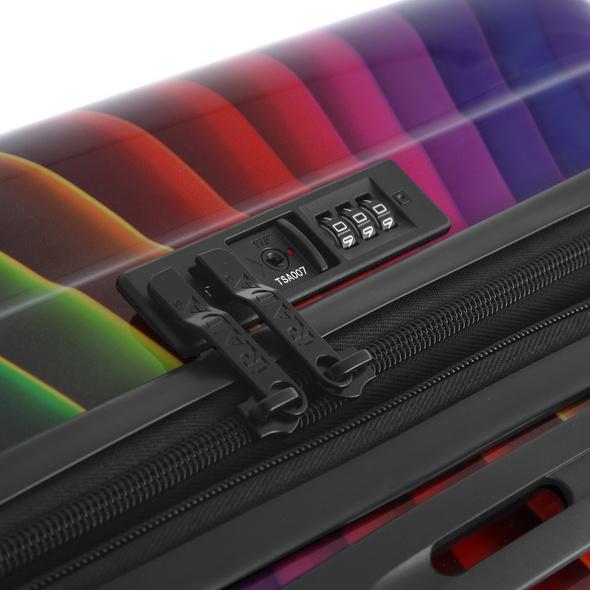 Rada Reisetrolley Aero Vortex Spinner M 67cm rainbow