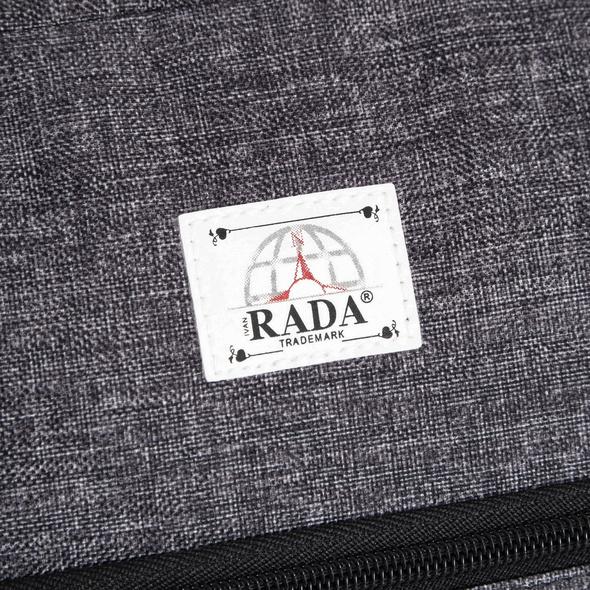 Rada Reisetasche Discover M 40l dunkelgrau