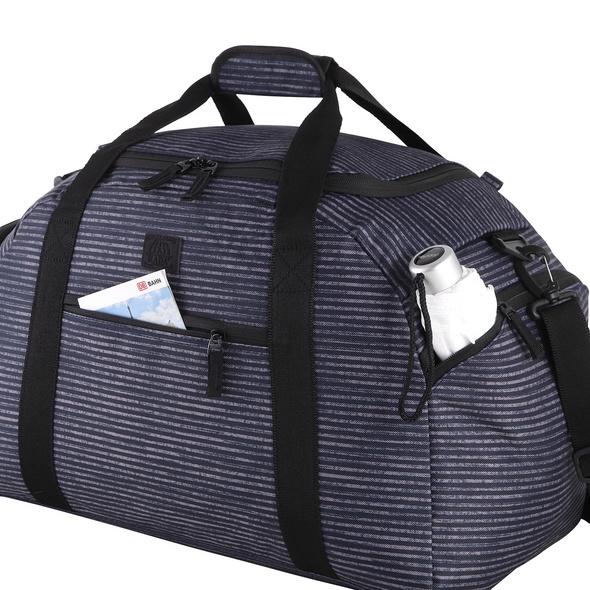 Rada Reisetasche Discover M 40l blue stripe