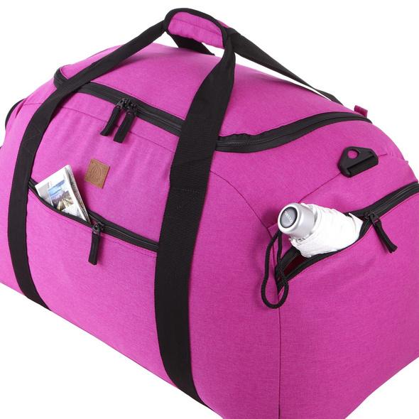 Rada Reisetasche Discover L 59l pink 2tone cognac
