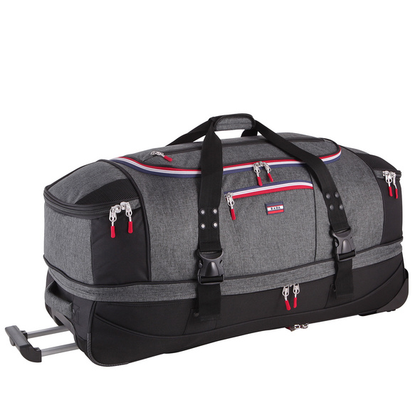 Rada Reisetasche mit Rollen RT/22 120l grey sports